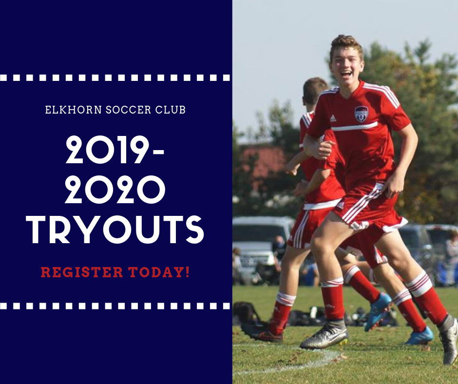 2019-2020 Select Tryouts